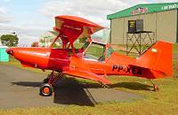 Aeronave Falcão AG-21 Agrícola