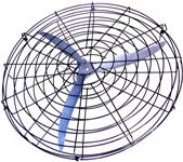 Ventilador s/ motor Grantex