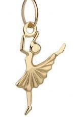 Pingente de Bailarina