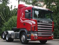 Caminhões / Séries P,G e R