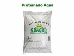 Suplemento Mineral Proteinado Água para Bovinos de