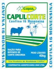 Capulcorte Confina 16/ Monensina