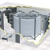 Túnel de Congelamento Helicoidal (Espiral)