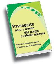 Passaporte para o mundo das pragas e vetores