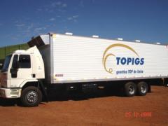 Carrocerias Climatizadas para Transporte de Suíno
