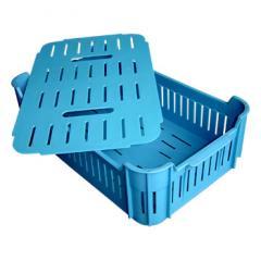 Caixas Plásticas Vazadas 14