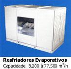 Resfriadore Evaporativo