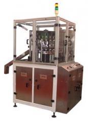 Máquinas Especiais para Montagem de Tampas