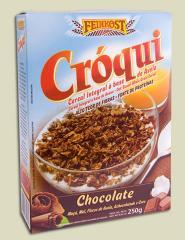 Cróqui Chocolate