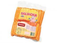 Salsicha Fricasa