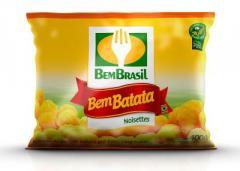 Bem Batata Noisettes