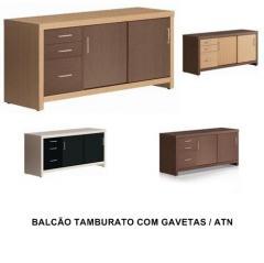 Balcão executivo tamburato / ATN