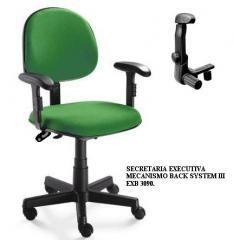 Secretaria executiva Backsystem III / VEC EXB 3090