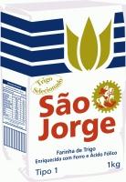 Farinha de Trigo São Jorge