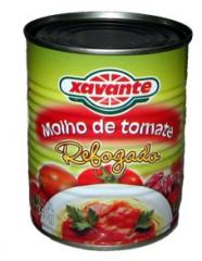 Molho tomate - Refogado Xavante
