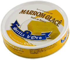 Marrom Glace