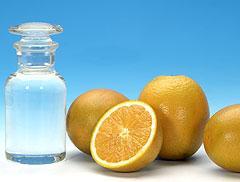 Essência de laranja – fase oleosa