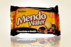 Mendo Wafer recheado com Chocolate e Avelã