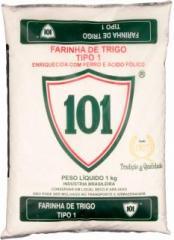 Farinha de Trigo 10x1 kg - 101 - Tipo 1