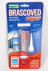 O Silicone Brascoved Super