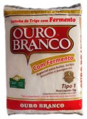 Farinha de Trigo Ouro Branco com Fermento