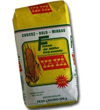 Flocos de milho pré-cozido
