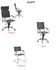 Cadeiras para escritorio
