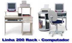Linha 200 Rack - computador