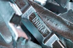 Lingotes de aluminio