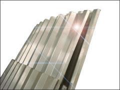 Тelhas de alumínio da Alcoa