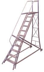 Escadas de Alumínio Plataforma Padrão