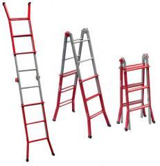 Escadas de Ferro Articulada