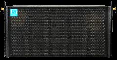 MF 2 x 10'' alto falantes