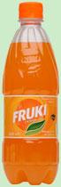 Bebida Fruki Laranja