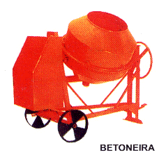Betoneiras 320 Lts