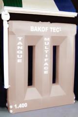 Reservatório e para armazenamento de água de chuva