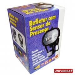 Refletor Halógeno com Sensor 100 á 150w DNI 6016