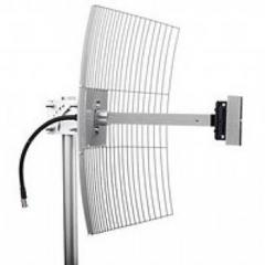Antena Parábola Grade Internet/MMDS 19dBi