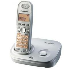 Telefone Panasonic KX-TG6381LBB Sem Fio
