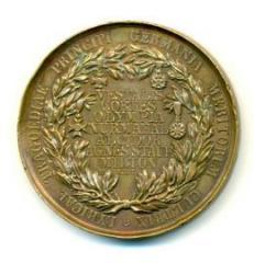 Medalha Lyricae Tragoediae