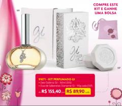 Kit Perfumado Gi
