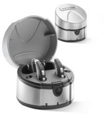 Е-Charger para aparelhos auditivos