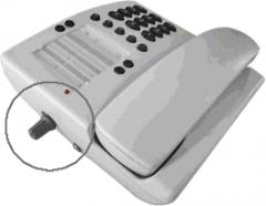 Telefone amplificado - Siemens Euroset 3005