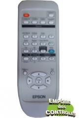 Controles para projetores Epson
