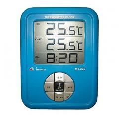 Relógio Termômetro Digital MT-220 MINIPA