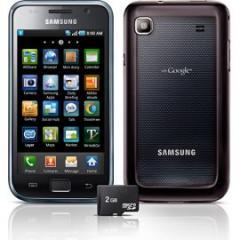 Smartphone Samsung Galaxy S I9000 Preto
