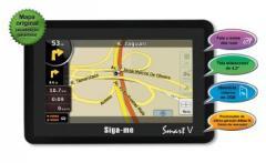 "GPS Siga-me smart 4.3"""