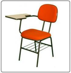 Cadeira secretária universitária