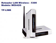 Roteador Wireless TL-WR642G