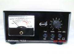 Medidor ROE - Watts - VHF